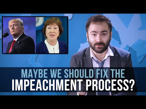 Maybe We Should Fix The Impeachment Process? - SOME MORE NEWS