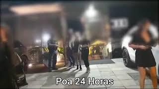 Festa com 150 Pessoas é interrompida pela Guarda Municipal em Zona Nobre da Capital