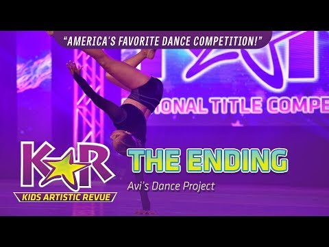 """""""The Ending"""" from Avi's Dance Project"""