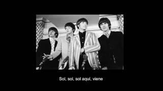 Here Comes the Sun - The Beatles Subtitulado en Español