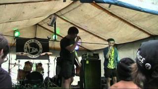 Video Křikzticha - Nulajedna - Protestfest 2011