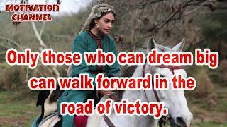 Top 5 Best Inspirational Ertugrul Ghazi Quotes On Success | Dirilis-Ertugrul status video