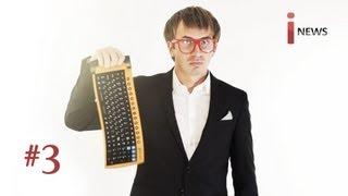 Смотреть онлайн Оригинальный обзор от iNews: I-клавиатура через 50 лет