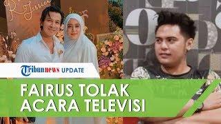 Fairuz A Rafiq Ogah Terima Undangan Acara Televisi untuk Bahas Kasus 'Ikan Asin'