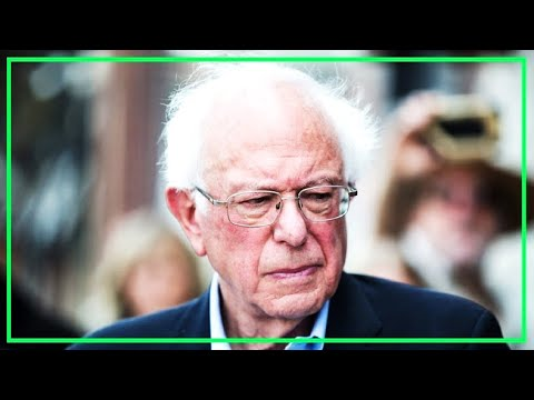 Left TURNS On Bernie