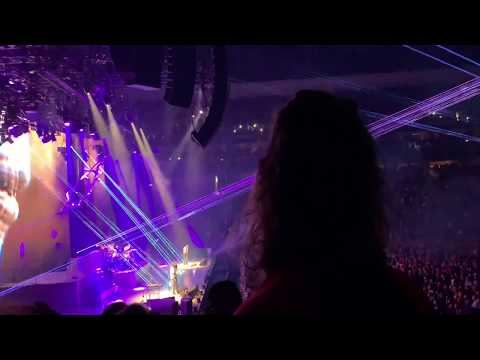 Vicarious by TOOL live @ Pepsi Center 2019 *see description*