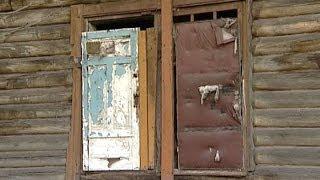 В центре Барановичей люди живут в бараках, в которых до войны держали лошадей