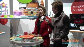 2012 Toy Fair Sneak Peek | Fisher Price | Mickey | Team Zoomie | Imaginext | Little People
