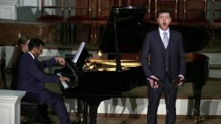 Oxford Lieder Young Artist Platform: Michael Mofidian & Keval Shah