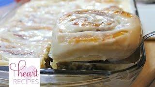 How to make Classic Cinnamon Rolls – I Heart Recipes