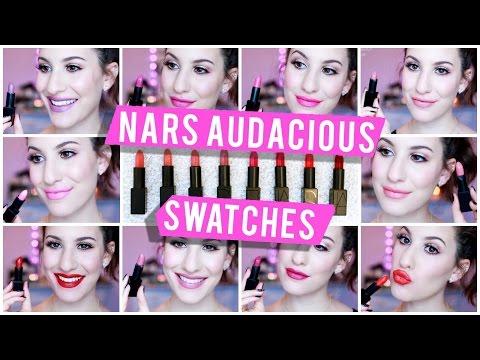 Audacious Lipstick by NARS #6