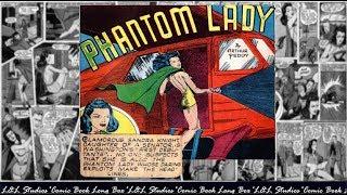 "Phantom Lady: ""The Dirigible of Doom"", Police Comics vol 1 #04"
