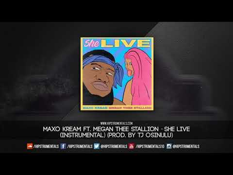 Maxo Kream Ft. Megan Thee Stallion - She Live [Instrumental] (Prod. By TJ OSINULU)