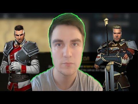 Максим Шубин вернулся в Shadow Fight 3