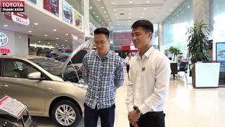 150 triệu mua được xe gì tại Toyota?