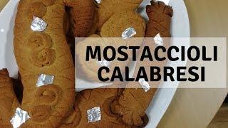 I mostaccioli calabresi o Nzuddi | Ricette Calabresi |