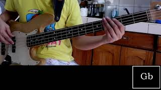 Only Way By Planetshakers (Bass Guide)