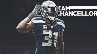 'I'm a Boss' Kam Chancellor's INSANE HITS (highlight mp3)