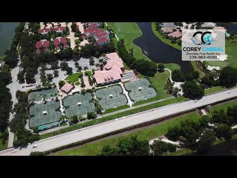 Pelican Marsh Tennis Complex & Community Center Naples, Florida