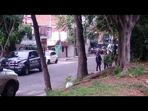 Pistoleros matan a balazos a hombre y hieren a otro en Morelia