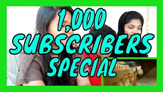 1,000 SUBSCRIBERS SPECIAL + REACTING TO SAMMY² TRAILER   CHIYAAN VIKRAM   RISE CREATIONS