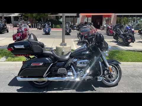 2017 Harley-Davidson Electra Glide Ultra Classic at Quaid Harley-Davidson, Loma Linda, CA 92354