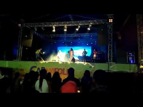 Foi show em Brejolândia BH com Leila chocolate