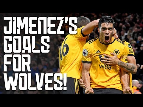 EVERY SINGLE RAUL JIMENEZ GOAL FOR WOLVES | #RaúlSeQueda