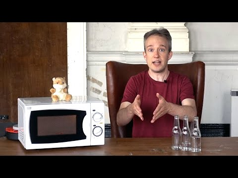 Reanimating Frozen Hamsters with a Microwave