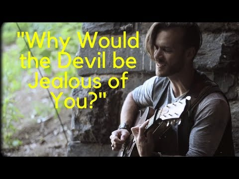 """""""Why Would the Devil be Jealous of You"""" by new singer songwriter Dylan Galvin from his album """"Remember to Play"""" released June 2017"""