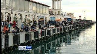 На сочинском причале разгорелось противостояние арендаторов и рыбаков