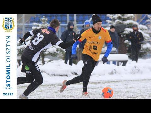 Damian Sierant po meczu Huragan Morąg - Stomil Olsztyn 2:6
