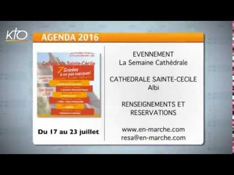 Agenda du 8 juillet 2016