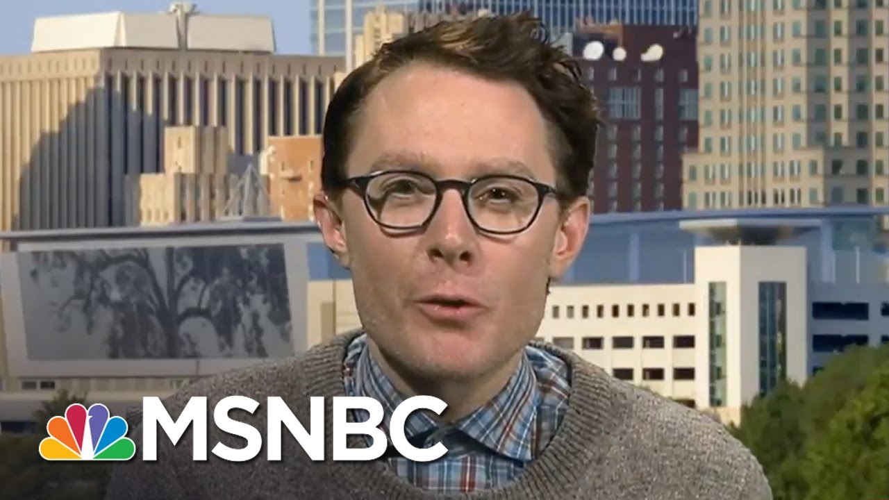 Clay Aiken: 'Bathroom Bill' Replacement Obviously Falls Short | MSNBC thumbnail