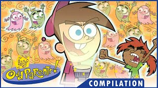 The Fairly Odd Parents | A Day in the Life of Timmy on Halloween 👻