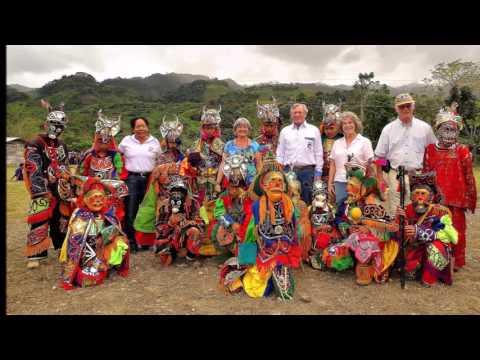Video De inauguraties van Salac2 en El Corozal