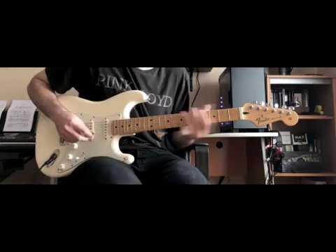 Foals - On The Luna (Guitar Cover)