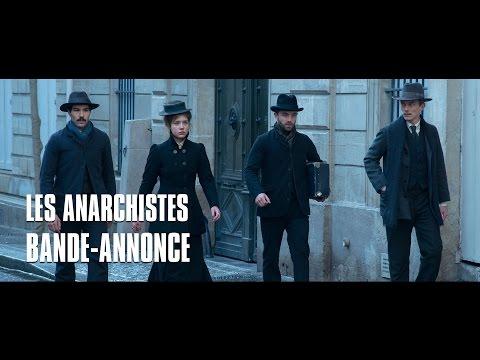 Les Anarchistes avec Tahar Rahim, Adèle Exarchopoulos - Bande-Annonce
