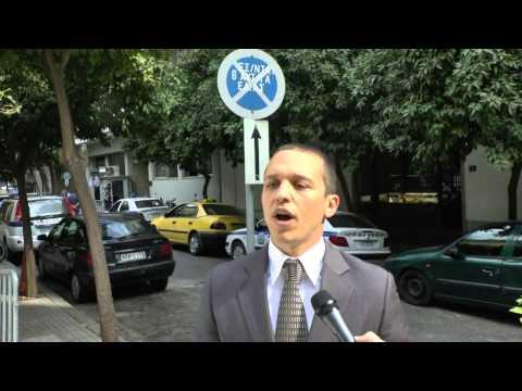Μήνυση κατά δημοσιογράφων από την Χρυσή Αυγή [video]