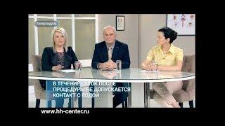 Гипергидроз (потливость): дискуссия специалистов