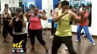 Cardio KickBoxing - Pitbull Ft John Ryan - Fireball - Mix para K1 Fitness Mix Para Combate