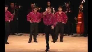Ромафест. Цыганский вариант танца Вербункош.