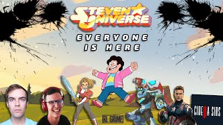 Steven Universe: The Movie CRACK: Everyone Is Here! (WARNING: LOUD)