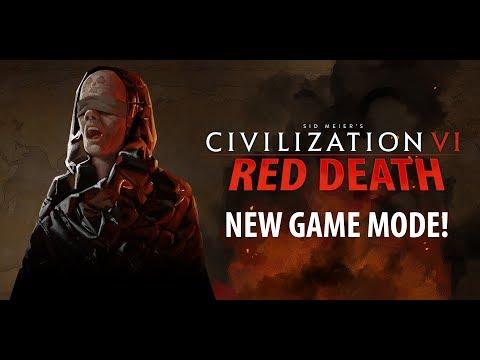 《文明帝國 6》在PC版更新中加入名為「Red Death」的大逃殺模式