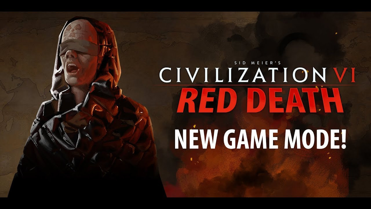 Civilization 6 lancia la modalita' Battle Royale chiamata Red Death