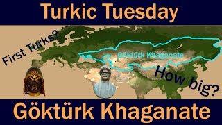 Turkic Tuesday | Göktürk Khaganate