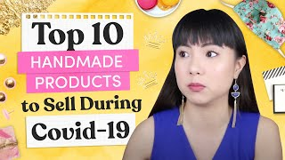 Top 10 Handmade Products To Sell During Coronavirus