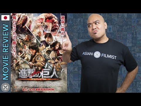 Attack on Titan (Live-Action) – Movie Review