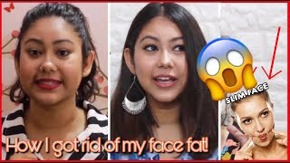 How to Lose Face Fat Naturally   Get Slim Face   Remove Double Chin Fast