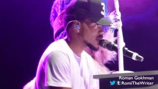 Chance The Rapper, 'Same Drugs' - San Francisco - Oct. 21, 2016